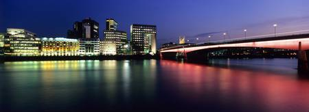 London Bridge Panorama