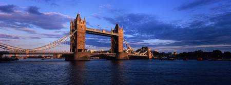Tower Bridge Panorama