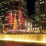 """Radio City & Fountains Panorama"" by MarcJ"
