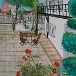 """Turkish villas"" by AnitaBell"