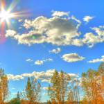 """Sunny sky HDR"" by perfhex"