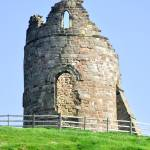 """Tutbury Castle, Ruins  (16846-RDA)"" by rodjohnson"