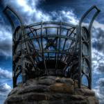 """The Democracy Cairn, Calton Hill, Edinburgh - Imag"" by dave_finlayson"