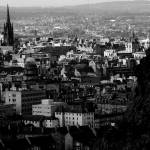 """Edinburgh in Black & White"" by dave_finlayson"