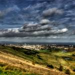 """Looking from Arthurs Seat towards the Firth of For"" by dave_finlayson"