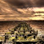 """Looking to Fife from Ocean Terminal"" by dave_finlayson"