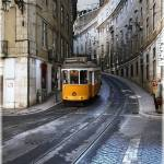 """""""Lisbon Trolley"""" by PearBiter"""