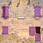 """Windows and Doors , Fort Royal, France"" by mjphoto-graphics"