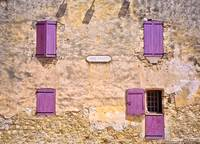 Windows and Doors , Fort Royal, France