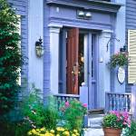 """""""New England Inn in Violet and Purple, Vermont"""" by mjphoto-graphics"""