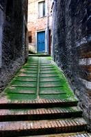 Steps in Italy