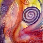 """""""Burning Phoenix"""" by ShoshannaBauer"""