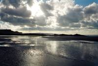 Crooklets Beach Bude Cornwall UK