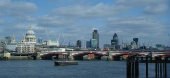 The Thames from South Bank