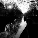 """Late Dec afternoon on Regents Canal"" by ktylerconk"