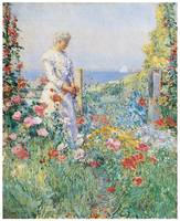 In the Garden (Celia Thaxter in Her Garden)