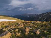 Trail Ridge Shadows