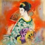 """Geisha"" by RickNederlof"
