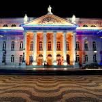 """""""Rossio - Lisboa (Teatro D. Maria)"""" by GlaiconPortillo"""