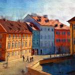 """Prague"" by talgreen"