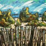 """Seaside Dunes"" by gregchiaramonti"
