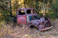 Old Truck - Purtis Creek
