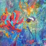 """BlueAndOrangeFrag"" by ChrisMarshall"
