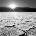 """Badwater Sunset - Death Valley California"" by markgoff"