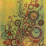 """Time"" by LynseySteinberg"