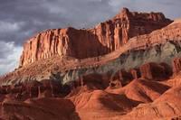Red Rocks by David Kocherhans