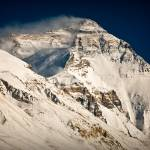 """Everest from BaseCamp Tibet after snow"" by ExposedPlanet"