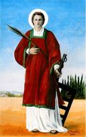 Saint Lawrence Martyr