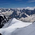"""Mont Blanc Climb"" by TonyDoddPhotography"