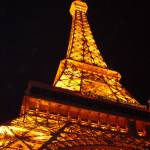"""Vegas Eiffel Tower"" by GuyWood"