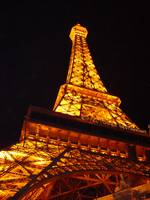 Vegas Eiffel Tower