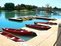 Boats at the Lake