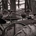 """Abandoned Tractor"" by JamesHowePhotography"