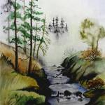 """Misty Creek"" by JimmySmith"