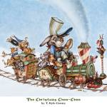"""The Christmas Choo Choo"" by tkylegentry"
