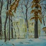 """""""KIEV WINTER"""" by katkuzma"""