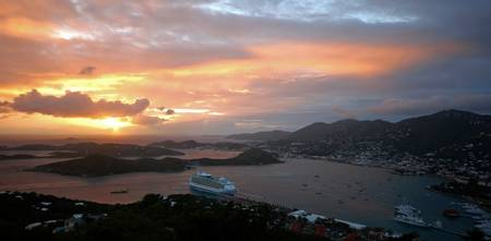 St Thomas Sunset