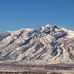 """Wasatch Front, Utah"" by yeats"