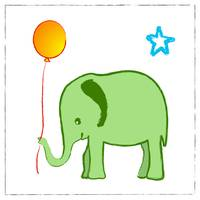 Balloon Elephant