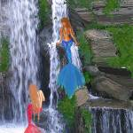"""Mermaid Falls"" by GloryT"