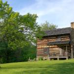 """Restored Kentucky Cabin, Circa 1900"" by Erica_Marshall"