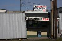 Hanna's Espresso, Seattle, Washington