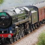 """Oliver Cromwell: The Cathedrals Express"" by Hanger72"