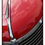 """Classic Car Red 07.15.07_147"" by paulhasara"