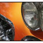 """Classic Car Orange 07.13.07_333"" by paulhasara"