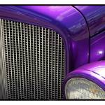 """Classic Car Purple 07.13.07_513"" by paulhasara"